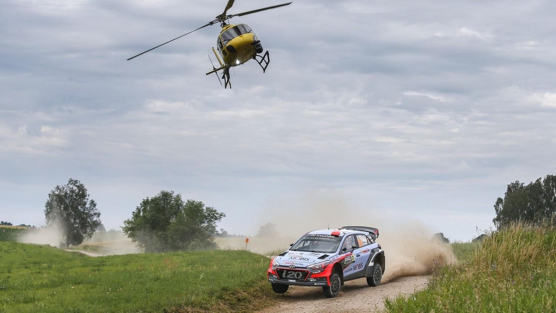 Пока команда не дала никакого официального заявления о том, пропустит ли Дани финскую гонку