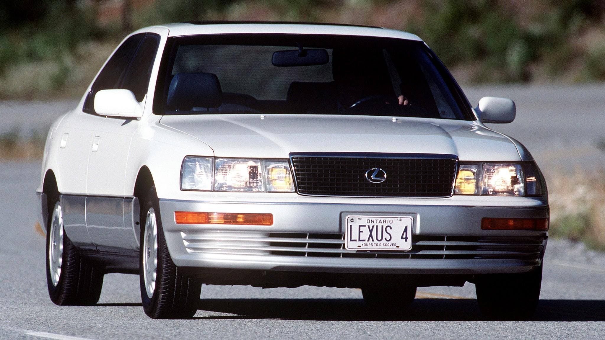 3Lexus LS 400 (UCF10) '1989–94
