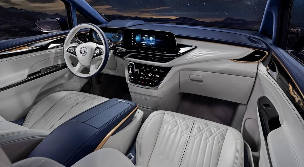 "Картинки по запросу ""Buick GL8 Avenir 2020"""