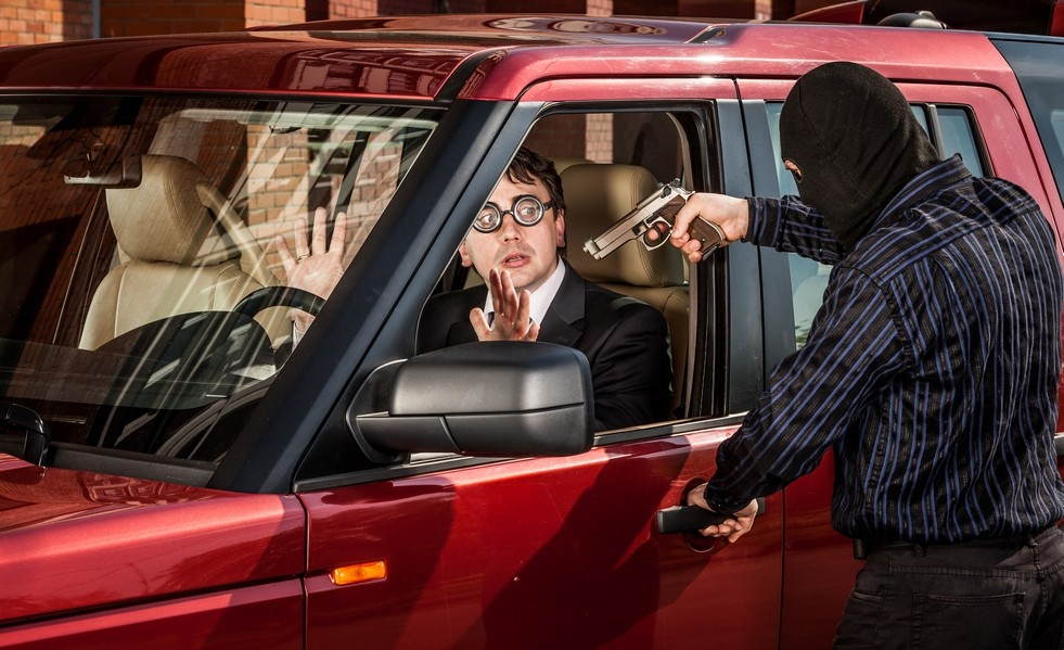 Как оставить машину при разводе