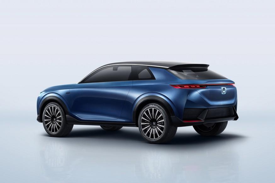 Кроссовер Honda HR-V следующего поколения: новые фото и сроки премьеры