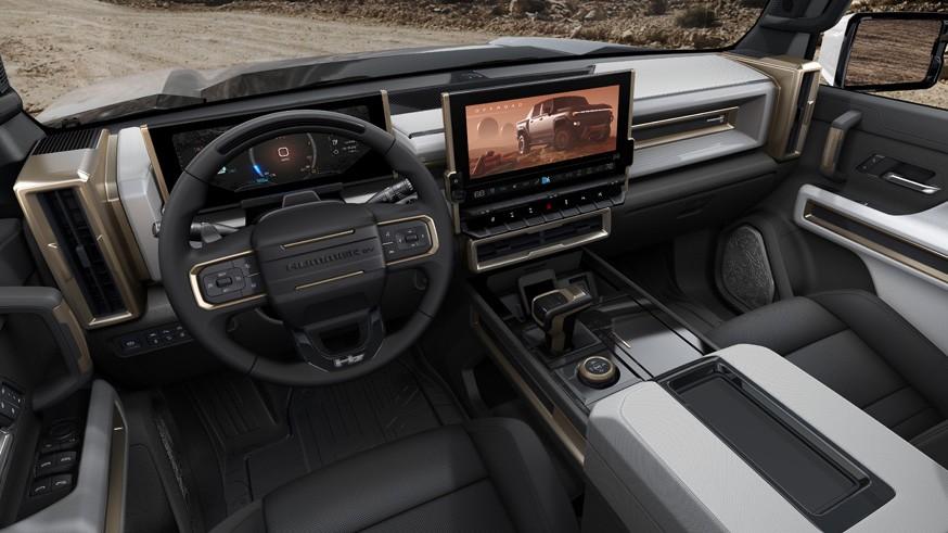 GMC показала, на что способен пикап Hummer в режиме Watts to Freedom