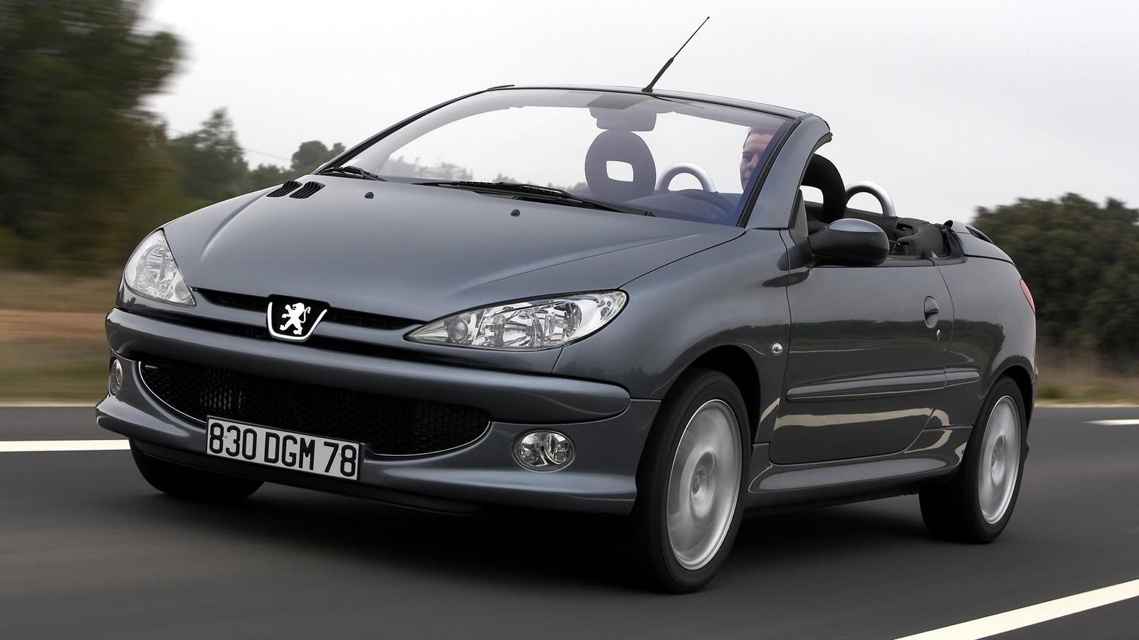 Peugeot 206 CC '2003–06