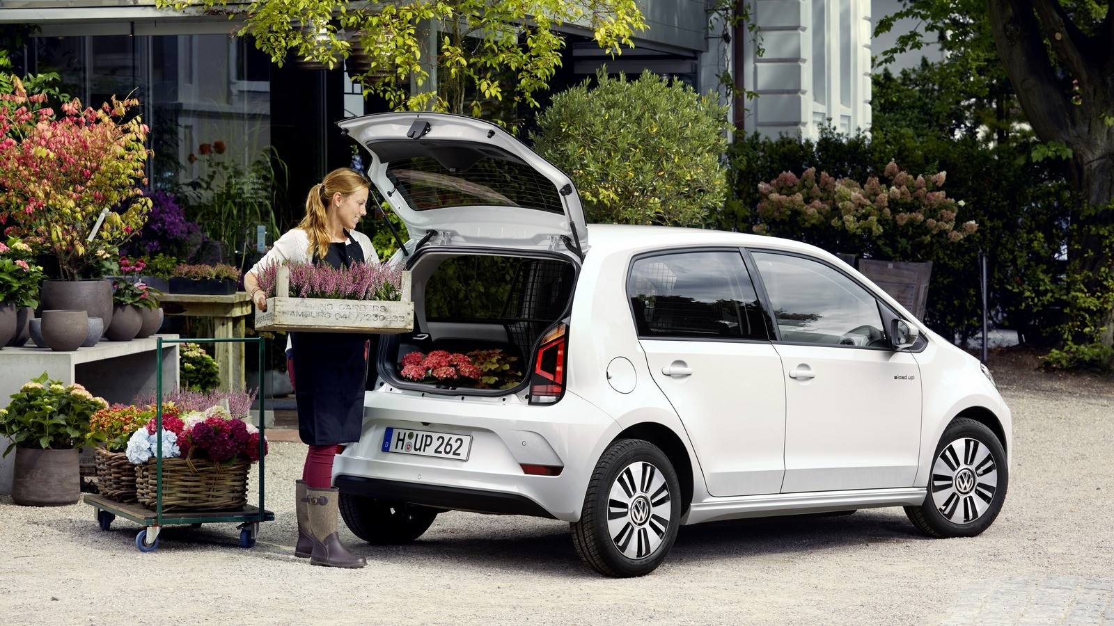 Volkswagen e-load up! '2016–н.в.
