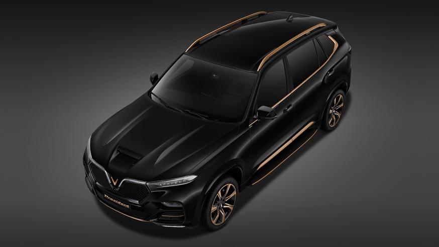 Кроссовер VinFast President на базе прежнего BMW X5 выходит на домашний рынок