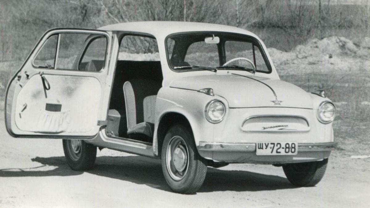 ЗАЗ-965 дверь