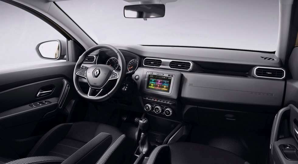 2017 — Nouveau Renault Duster