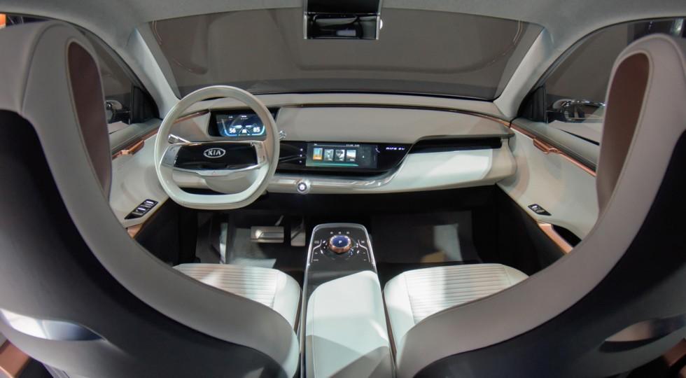 Концепт Kia Niro EV 2018