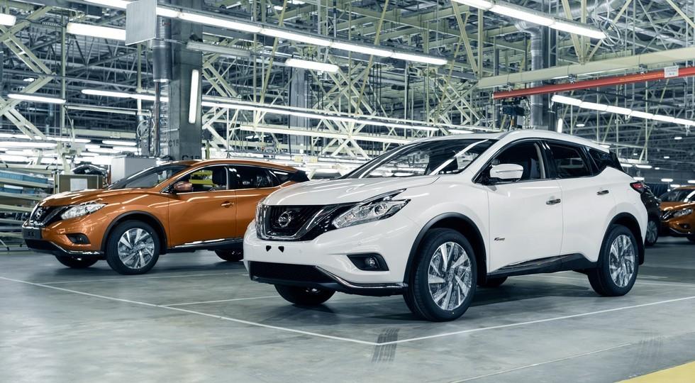 На фото: Nissan Murano