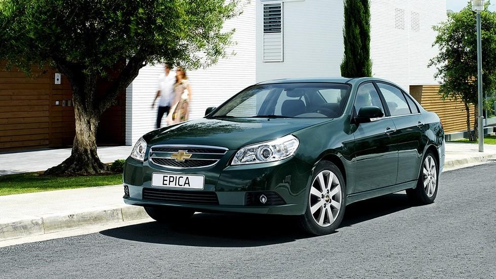 Chevrolet Epica (V250) '2008–12