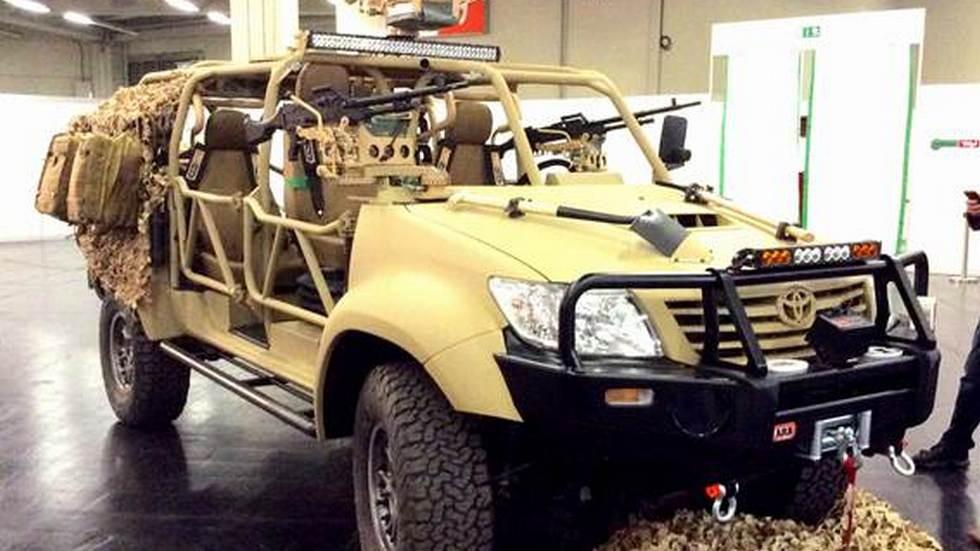 ASC Hornet Special Operations
