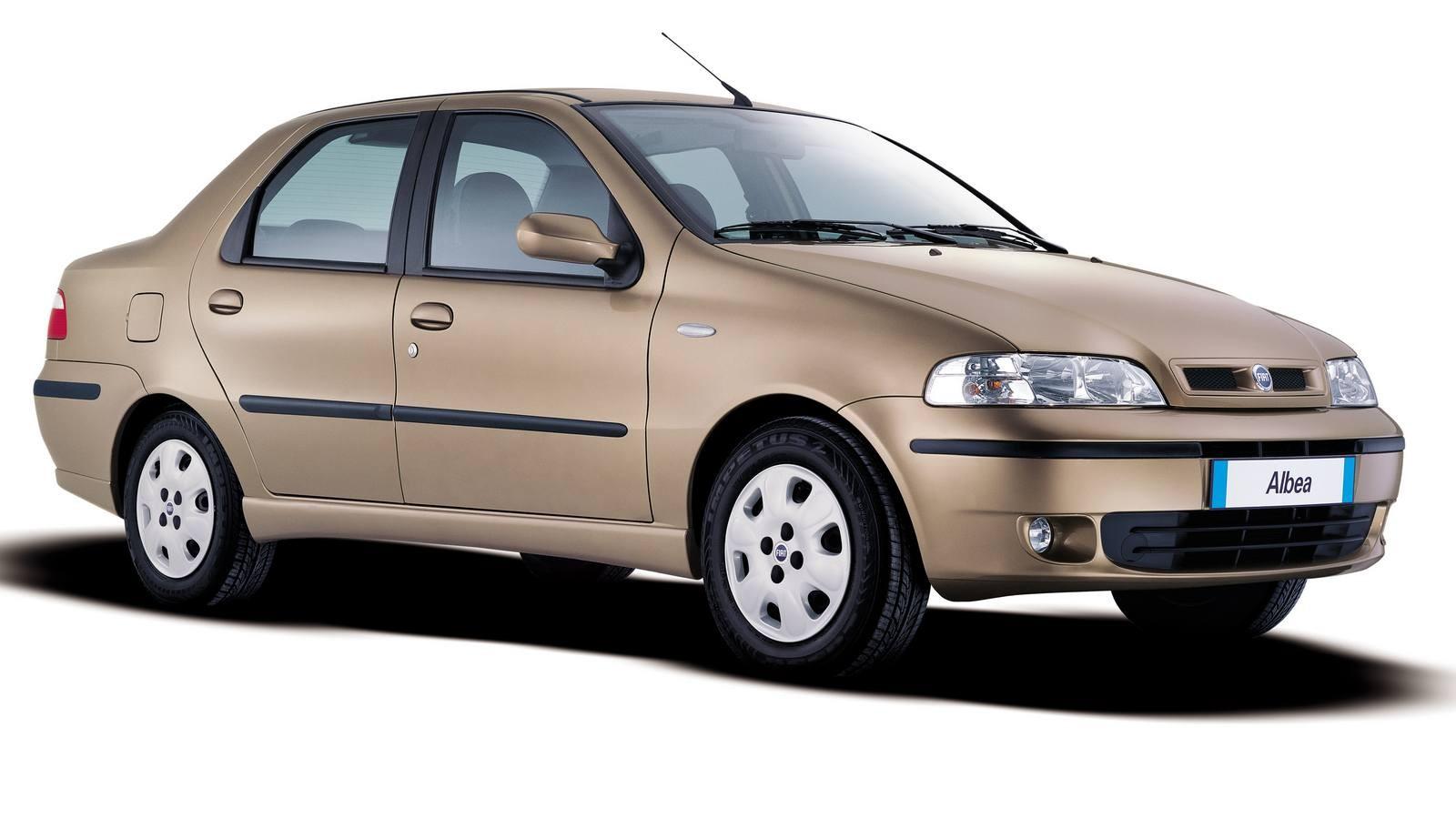 Fiat Albea (178) '2002–11