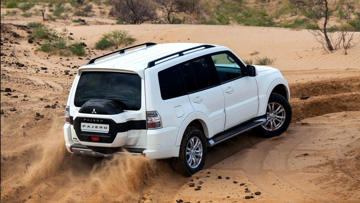 Ещё одним внедорожником меньше: Mitsubishi Pajero уходит из России