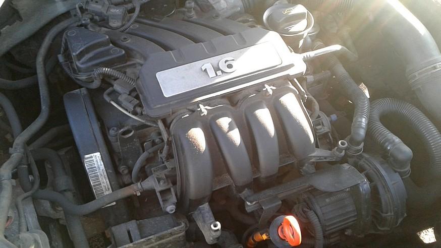 Skoda Octavia A5 двигатель
