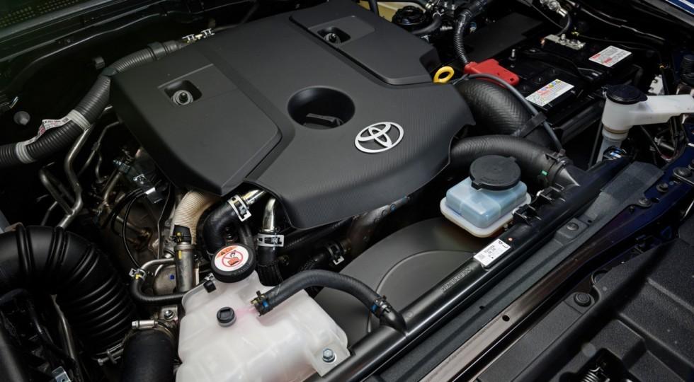 Toyota двигатель