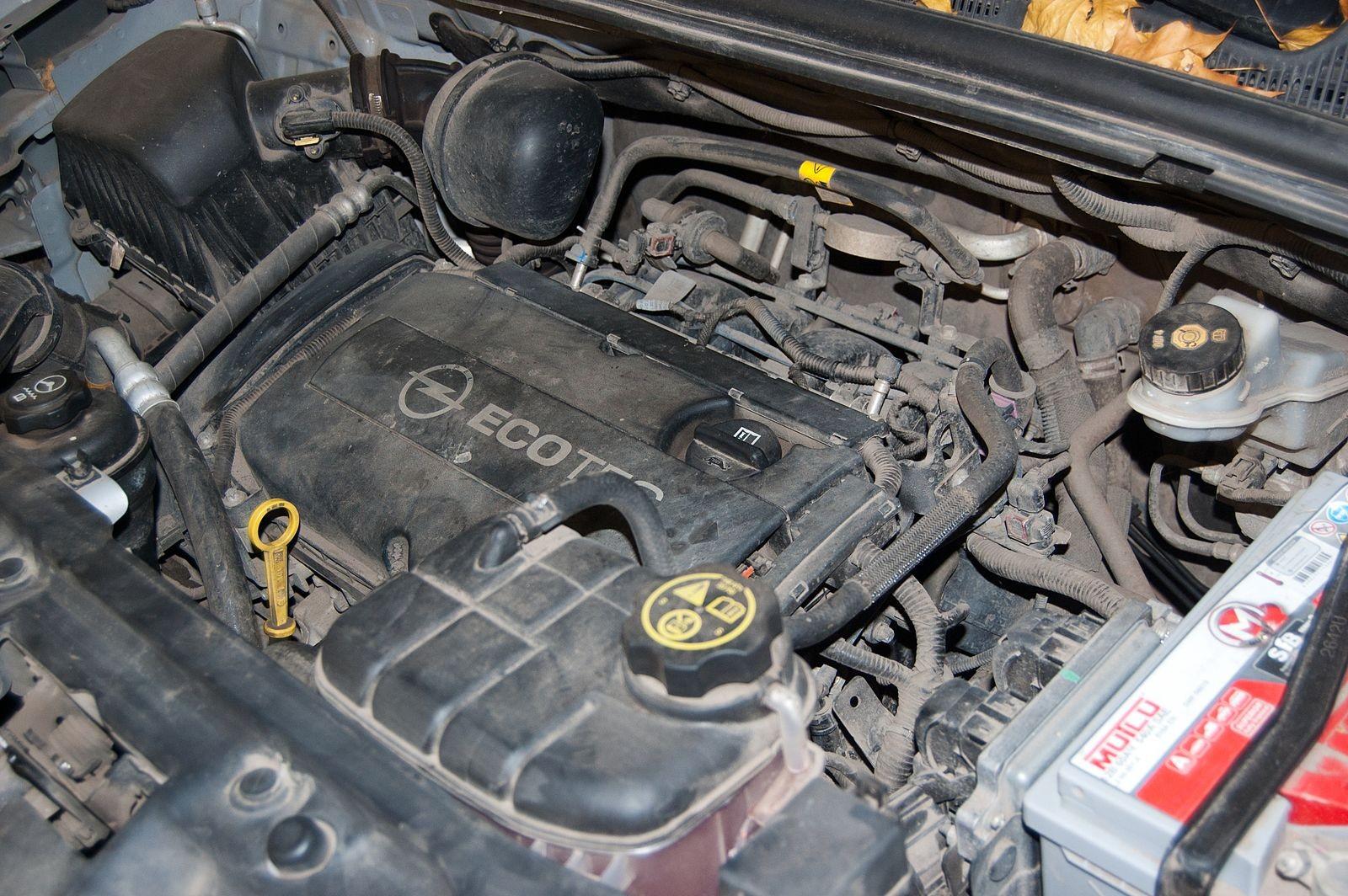 Медленно, но верно: ремонт и обслуживание Opel Mokka