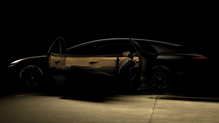 Audi «приоткрыла» Grand Sphere: вероятно, это концепт будущего преемника A8