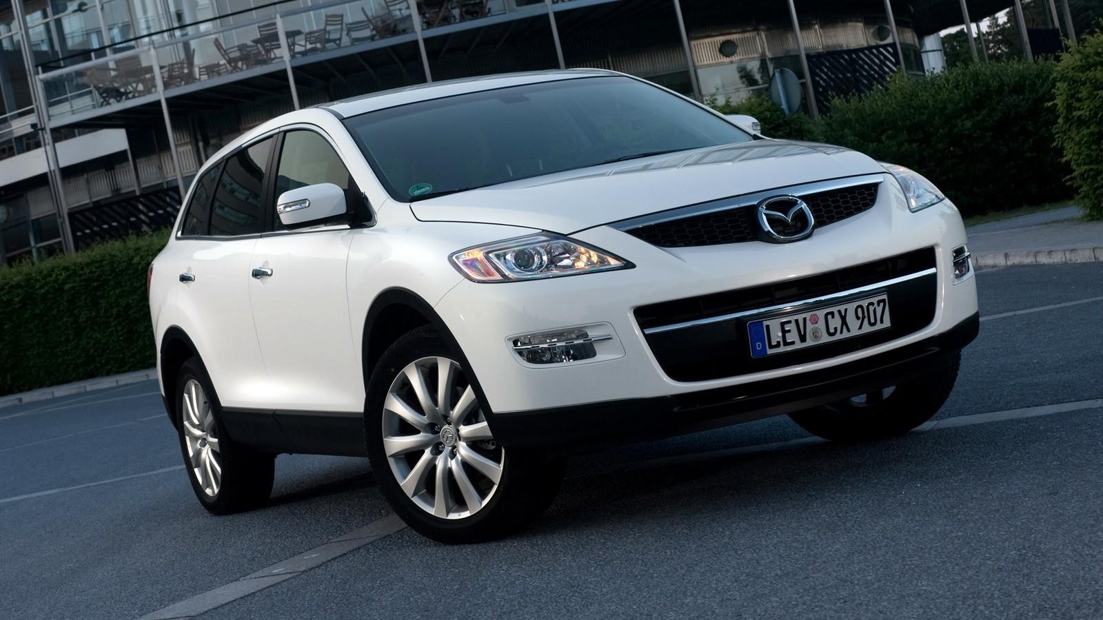 Mazda CX-9 Worldwide '2008–09