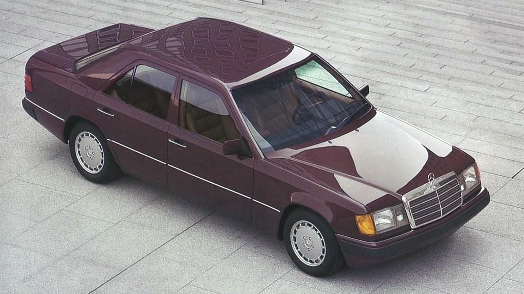 Mercedes-Benz 300 E US-spec (W124) '04.1985–11.1992