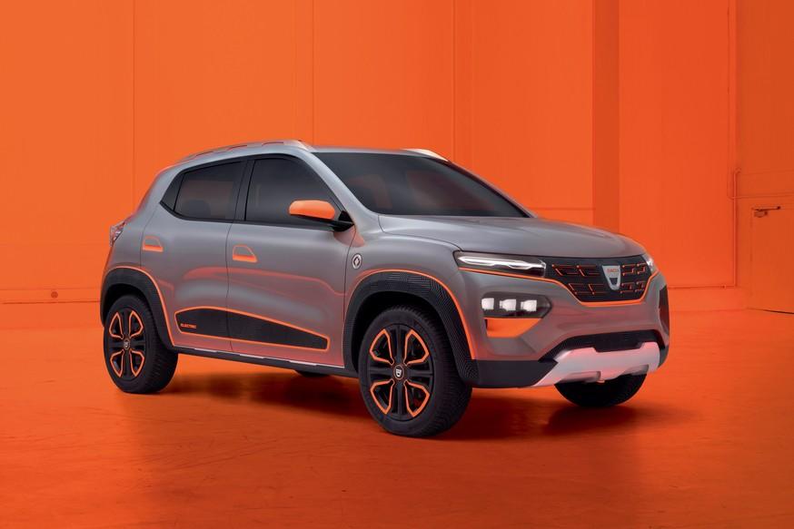 Дешёвый хэтч Renault Kwid всё же доберётся до Европы но под маркой Dacia и с батареей