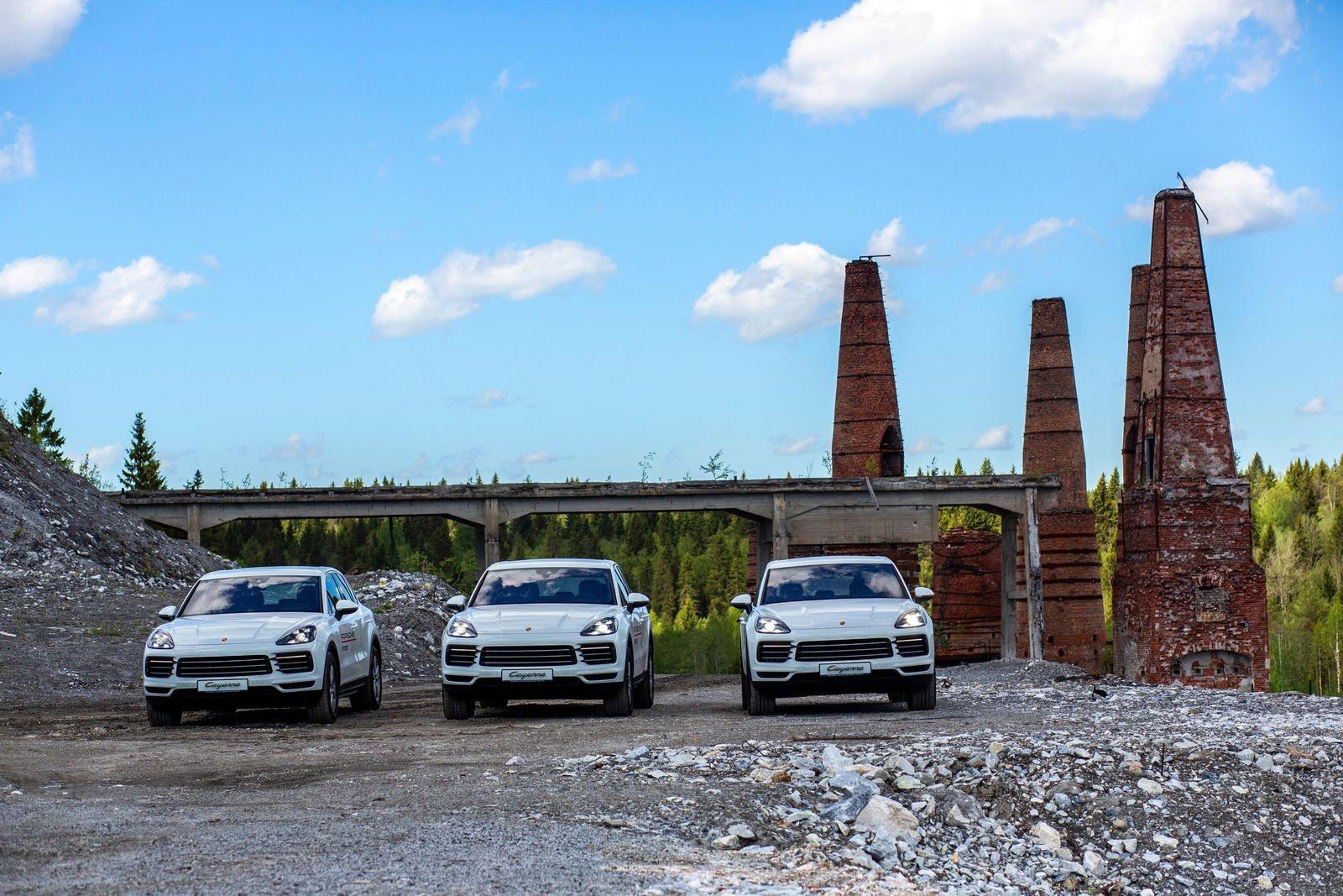 Porsche – значит путешествие - КОЛЕСА.ру – автомобильный журнал