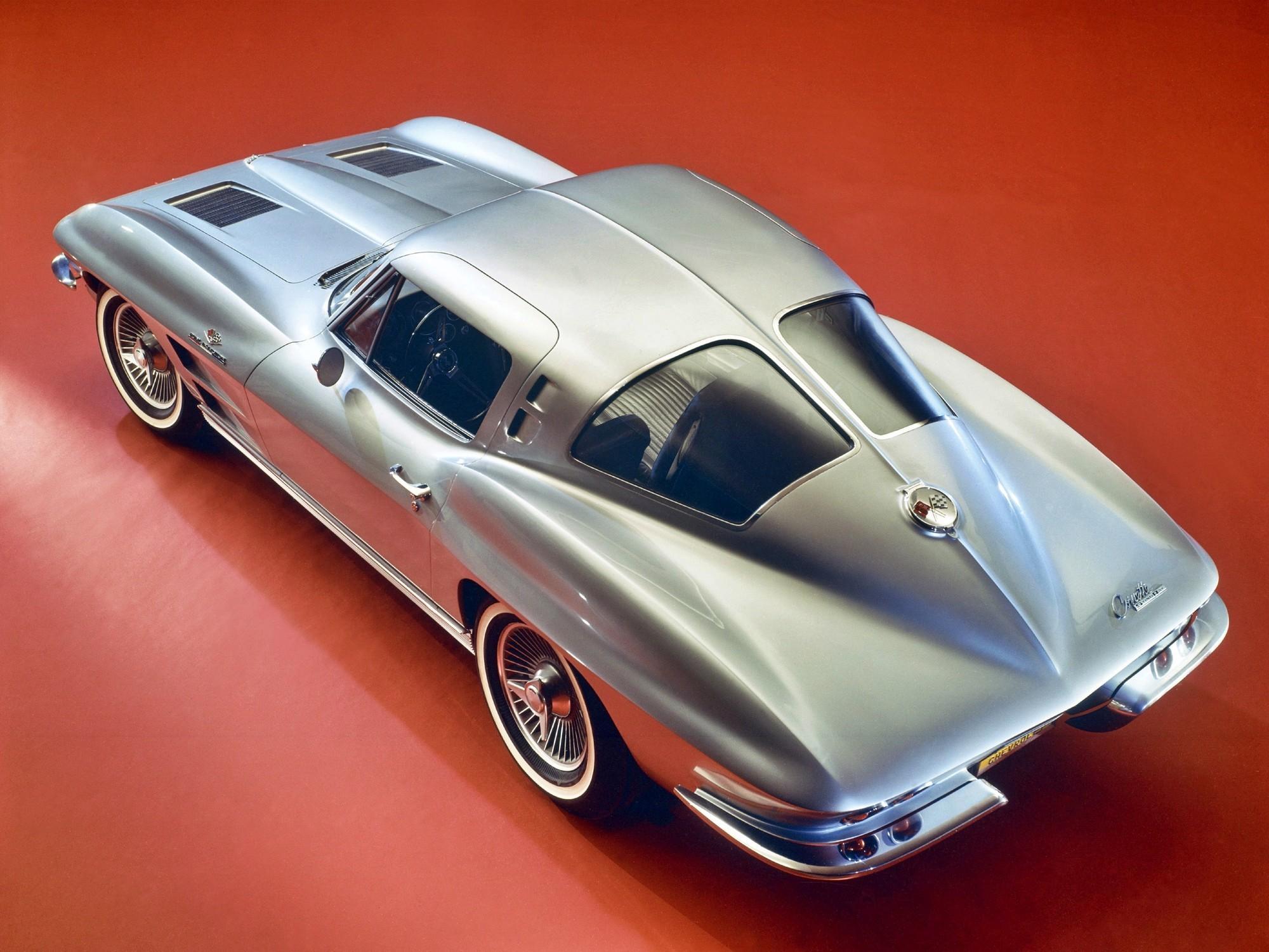 Chevrolet Corvette C2 вернётся к жизни с полным приводом и мощностью свыше 2000 л.с.!