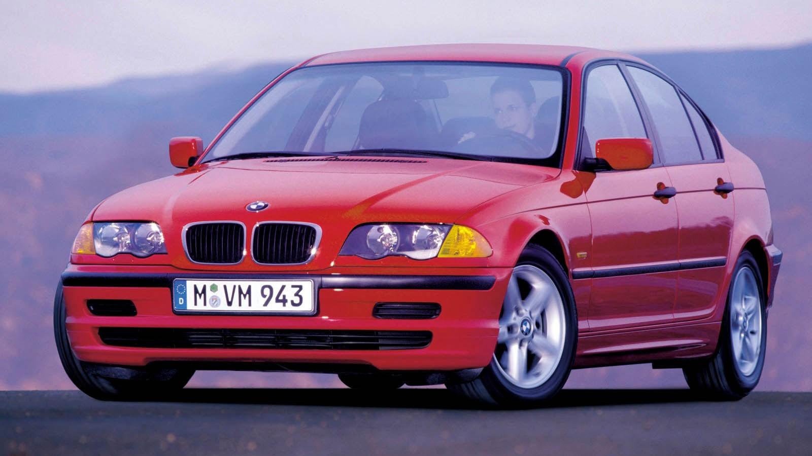 BMW 3 Series (E46) '1998–2007