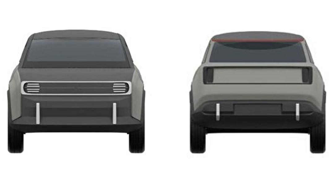 Новый Renault 4 показался на патентных изображениях. Премьера не за горами?