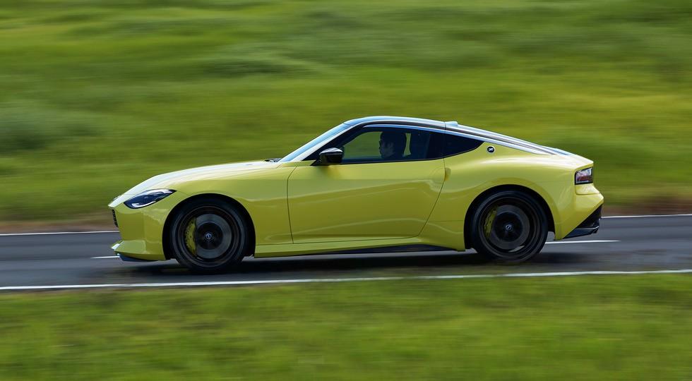 Купе Z Proto обрисовало следующий спорткар Nissan: битурбированный V6 и «механика»