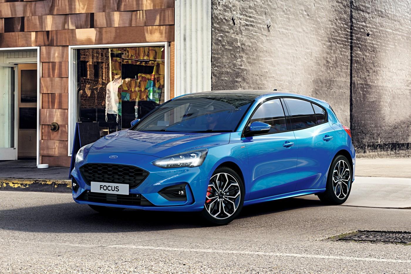 Обновки для Ford Focus: литровый мотор на 155 л.с. и цифровые приборы