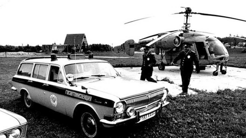 ГАЗ-24-02 «Волга»