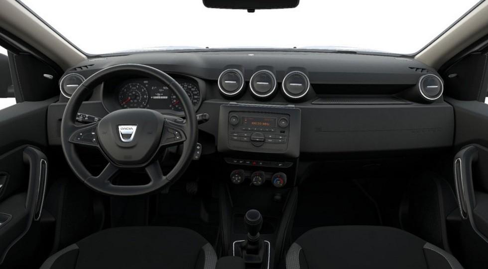Пикап из Duster второго поколения поступил в свободную продажу через два года после премьеры