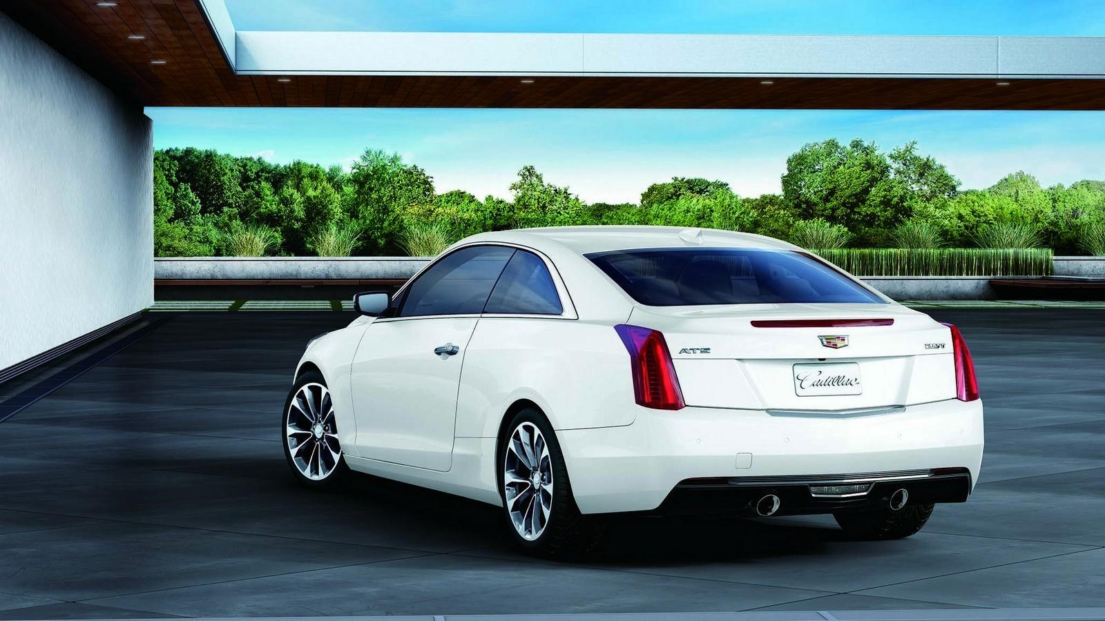Cadillac ATS / ATS Coupe / CTS White Edition