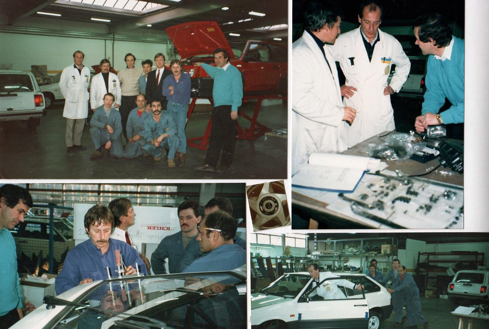 Её звали Carlota: история разработки и успеха бельгийской версии Lada Samara