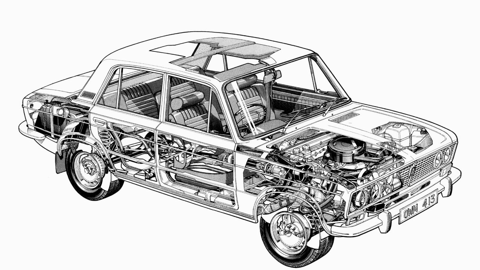 Lada Diva – праворульная версия для рынка Великобритании