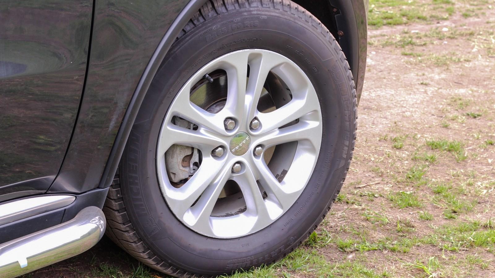 Dodge Durango III колесо