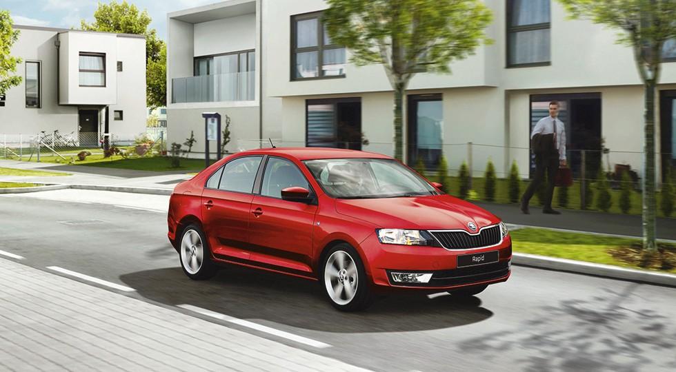 Больше эмоций - SKODA AUTO Россия представляет новые яркие цвета для модели Rapid (3)