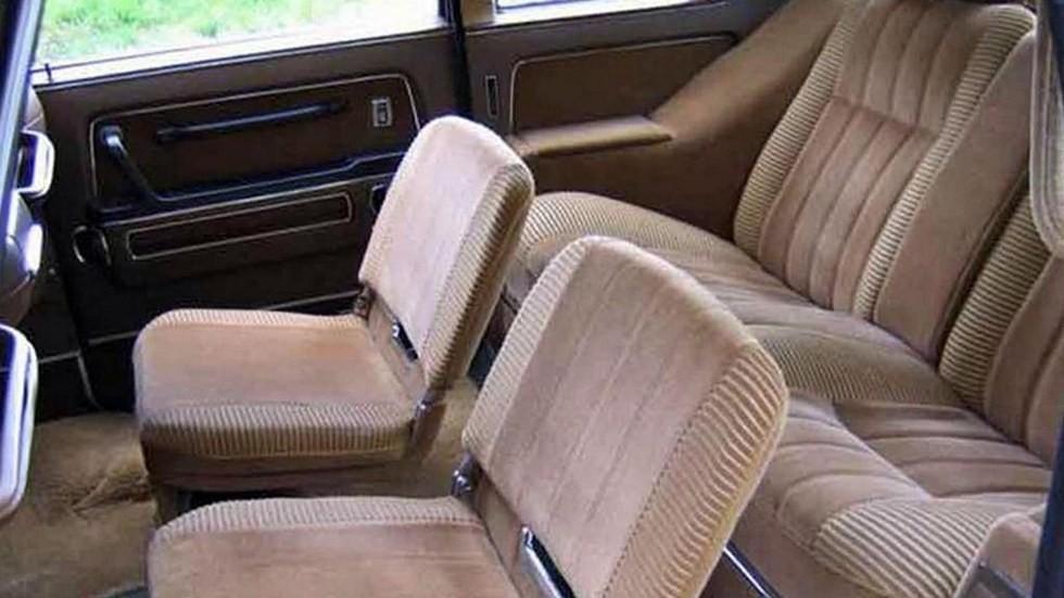 ГАЗ-14 сидения