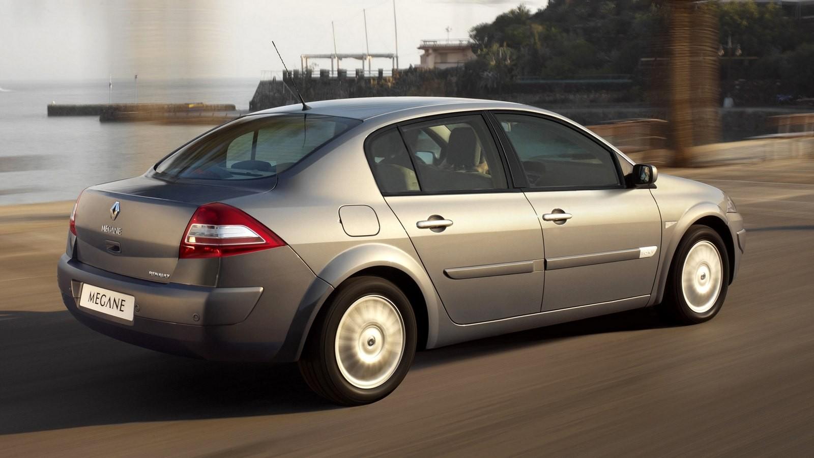 На фото: Renault Megane '2006–09