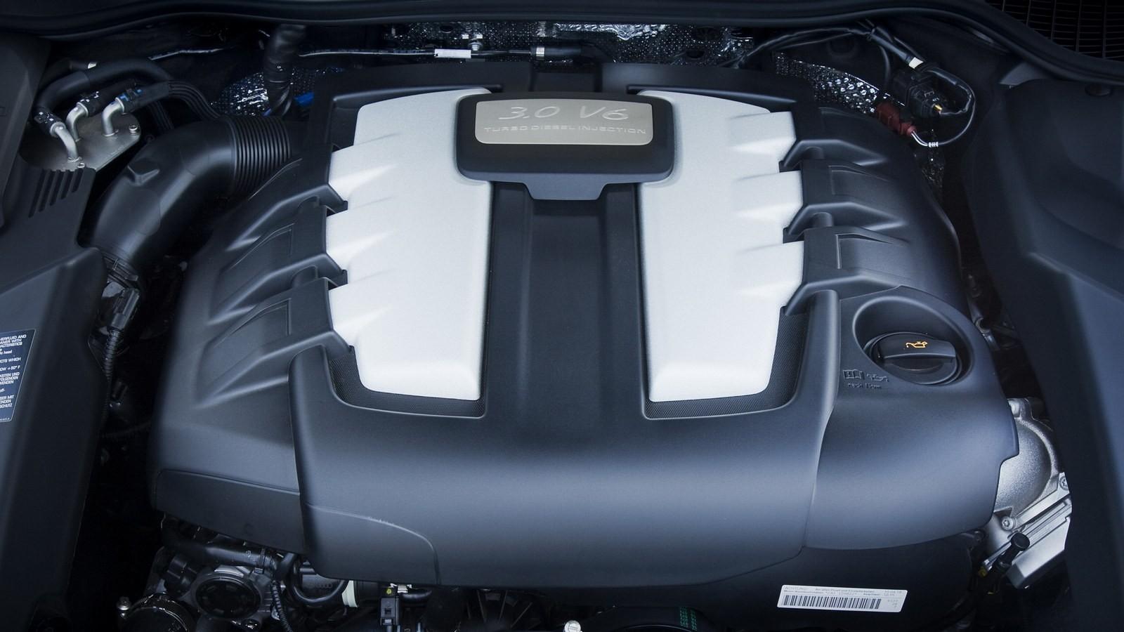 Porsche Cayenne Diesele 3.0 V6