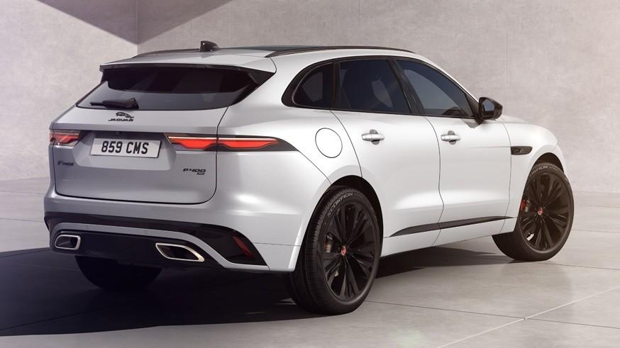 Jaguar «освежил» кроссовер F-Pace за счёт новых функций и версии R-Dynamic Black