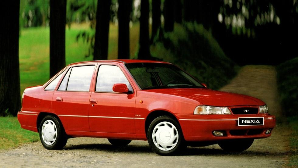 Daewoo Nexia Sedan '05.1994–2008