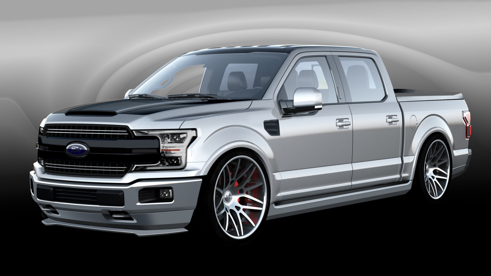 2018 Ford F-150 Lariat SuperCrew created by Air Design