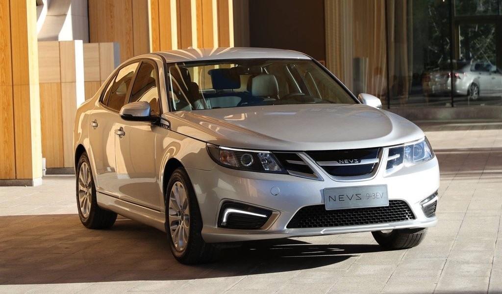 Массовое производство электрических седанов NEVS 9-3 EV на базе старого Saab пока так и не началось…
