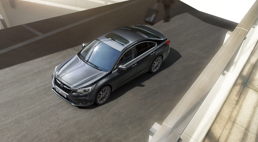 Subaru Legacy 2018 модельного года (130003)