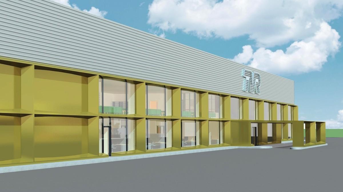 Животворящий брексит: на заводе TVR починят крышу и наладят выпуск нового Griffith