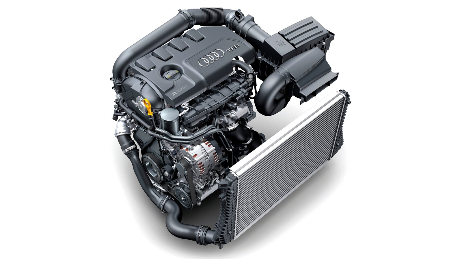 Двигатель Audi 2.0 TFSI