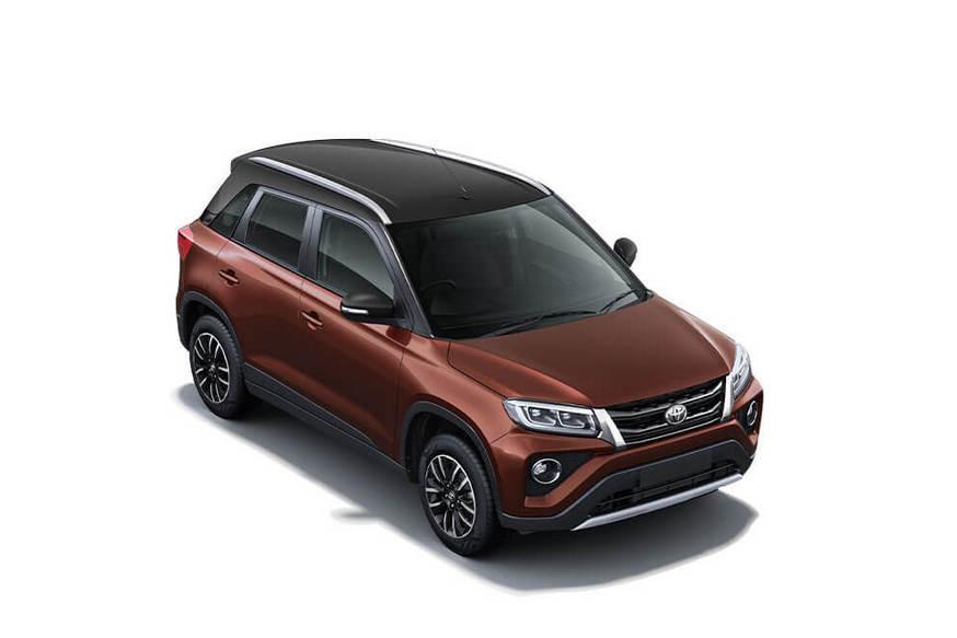 Теперь официально Toyota показала сделанный из Suzuki бюджетный кроссовер Urban Cruiser