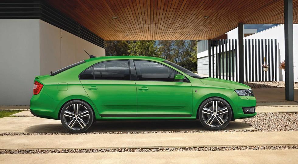 Больше эмоций - SKODA AUTO Россия представляет новые яркие цвета для модели Rapid (4)