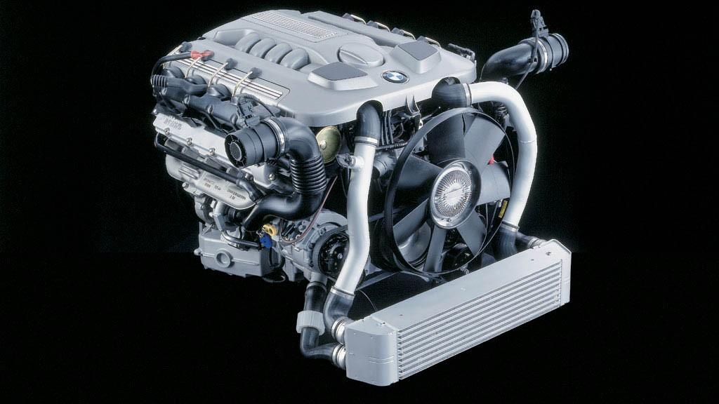 Дизельный двигатель M67 BMW